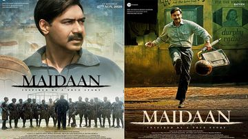 Ajay Devgn Starrer Maidaan's Makers Could Incur Heavy Losses If Lockdown Extends; Will Have To Erect A 7 Crore Set AGAIN