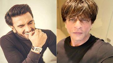 When Ranveer Singh Challenged Shah Rukh Khan In Front Of The Entire Film Fraternity; Khan Said, 'Tu Badmaashi Kar Raha Hai Mere Saath' – VIDEO