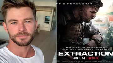Extraction BTS: Chris Hemsworth And Team Perform Puja On The First Day Of The Shoot