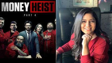 Harshdeep Kaur Shares Her 'Italian Main Riaaz' Video Feat Money Heist Title Track; It Will Blow Your Mind