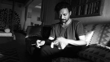 Irrfan Khan's Son Babil Khan Posts Throwback Video Of The Late Actor Playing With A Cat; Fans Thank Him For Sharing The Beautiful Moments