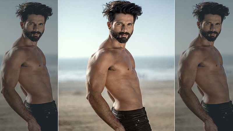 Shahid Kapoor Became A Vegetarian Thanks To Someone Special; Deets Inside