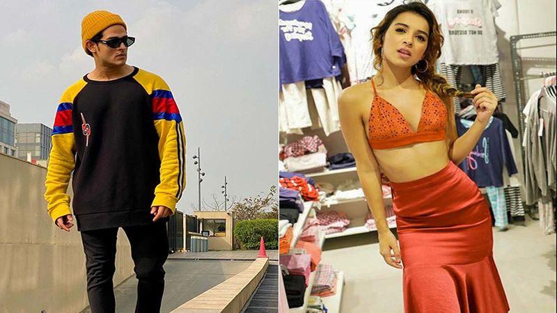 Priyank Sharma Leaves GF Benafsha Soonawalla Blushing After He Kisses Her; She Says 'Why You So Perfect Baby'- VIDEO