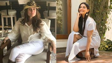 Kareena Kapoor Khan Reveals Sonam Kapoor's Cheat Meal And Teases Her; The Guilt On Sonam's Face Is Unmissable- Throwback VIDEO