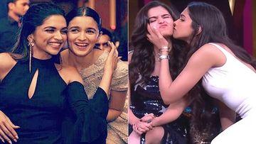 When Deepika Padukone Lauded Alia Bhatt Calling Herself Lady's Biggest Fan, 'Alia Tum Ho Sabse Choti Par Mehnat Main Sabse Badi'