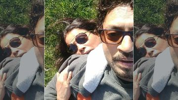 Irrfan Khan's Wife Sutapa Sikdar Shares A Picture Of Lotus Flowers Planted By Late Actor In Emotional Post, 'The Lotuses Remember You, Irrfan'