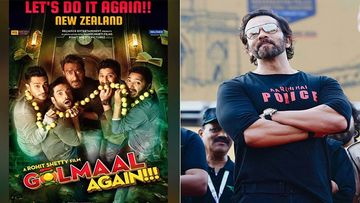 Golmaal Again Will Be The First Hindi Movie To Re-Release In New Zealand Post COVID-19; Rohit Shetty Is Elated