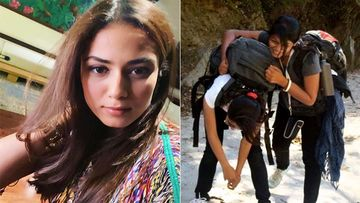 Mira Rajput Shares A College Picture Trekking And Celebrating 10 Years Of Her Gal Pal Bond
