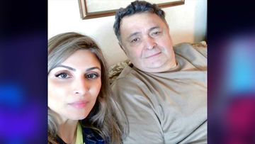 Riddhima Kapoor Sahni Shares A Notorious Childhood Picture Of Her Late Father Rishi Kapoor; Calls It Cutest Pic Ever