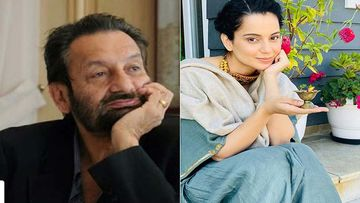 Shekhar Kapur Calls Kangana Ranaut A Genius Actor, Hails Her Transformation From A 'Wreck To A Diva' In Fashion