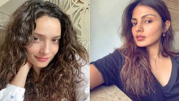 Ankita Lokhande's Cryptic Post Hours After An FIR Was Filed Against Rhea Chakraborty Gets Her Much Love And Support From TV Fraternity