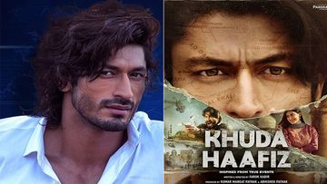 Vidyut Jammwal's Khuda Hafiz Premieres On Disney+ Hotstar Tonight, Actor Is All Set To Go LIVE With Fans At 7PM