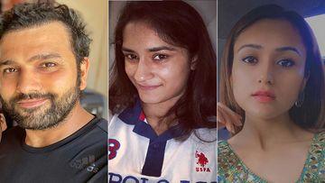 Rajiv Gandhi Khel Ratna Award 2020: Indian Cricketer Rohit Sharma Vinesh Phogat, Manika Batra And More To Receive The Honour