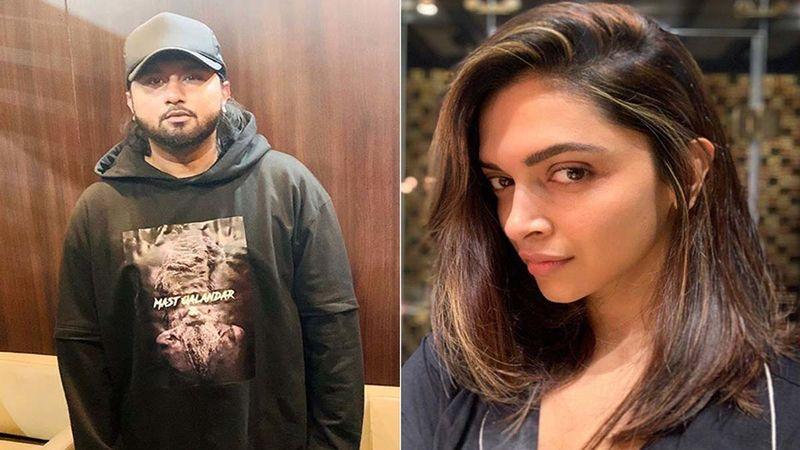 Yo Yo Honey Singh Says Deepika Padukone Helped Him During His Depression And Bipolar Disorder Phase
