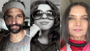 Farhan Akhtar Mourns The Death Of His Domestic Help, Zoya Akhtar And Shabana Azmi Express Grief