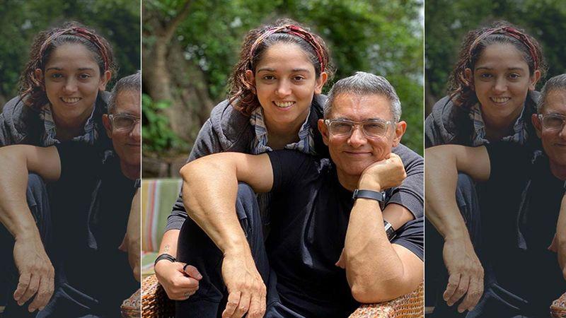 Aamir Khan's Daughter Ira Khan Nails A Handstand, Sets Some Serious Fitness Goals