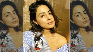 Hina Khan Says 'People's Perceptions Have Changed, Now I Am Given Equal Importance Like Other Bollywood Celebs'