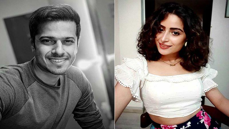 Ghum Hai Kisikey Pyaar Mein Co-Stars Neil Bhatt And Aishwarya Sharma Drop Loved Up Pictures Of Their Roka Ceremony