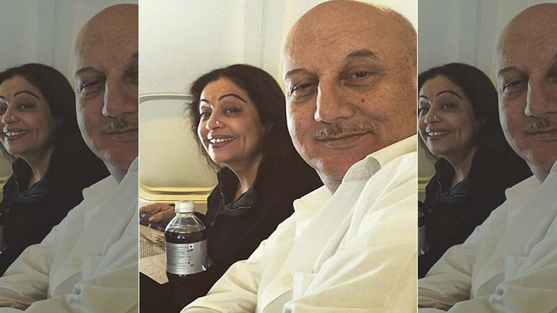 Kirron Kher Resumes Work After Cancer Diagnosis; Husband Anupam Kher And Her Fans Are Delighted