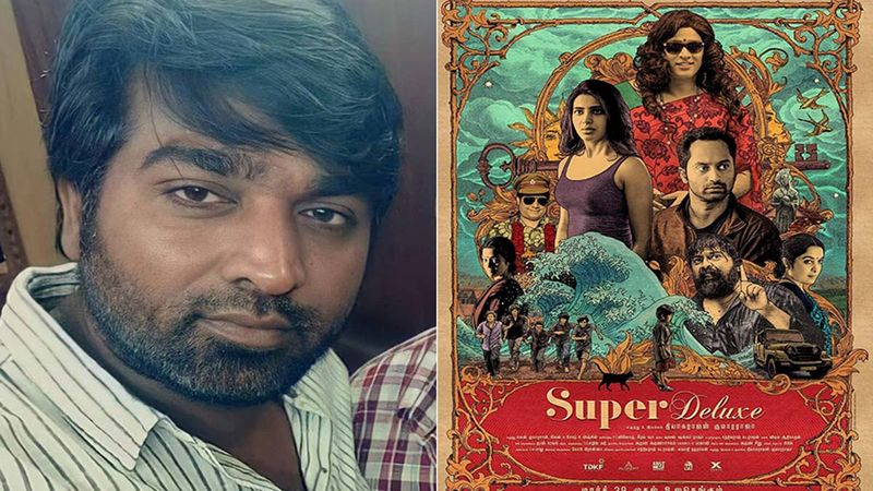 67th National Film Awards: Vijay Sethupathi Wins Best Actor In Supporting Role For Playing A Trans Woman In Super Deluxe; Actor Tweets Thank You Note