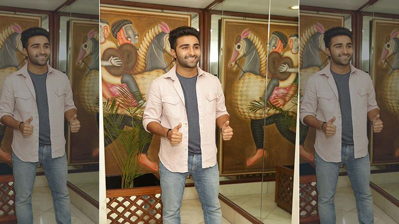 Hello Charlie: Actor Aadar Jain Is Elated To Know Audience Is Liking His Comic Timing In The Trailer