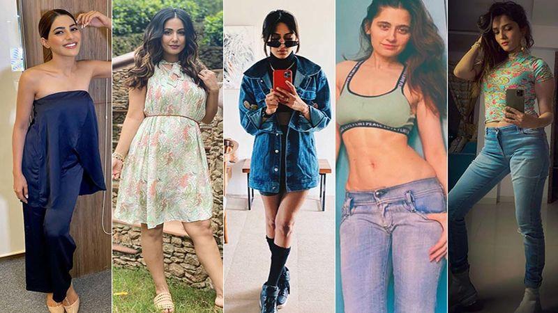 Hottest TV Actresses On Instagram This Week: Nikki Tamboli, Hina Khan, Erica Fernandes, Sanjeeda Shaikh And Ankita Lokhande