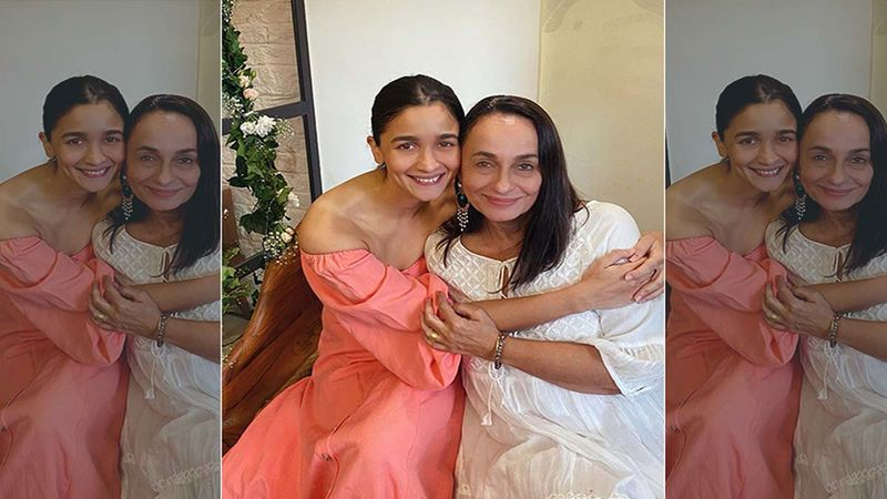 Soni Razdan Is Not Calling COVID-19 Positive Daughter Alia Bhatt Too Much In Order To Keep Her Stress-Free