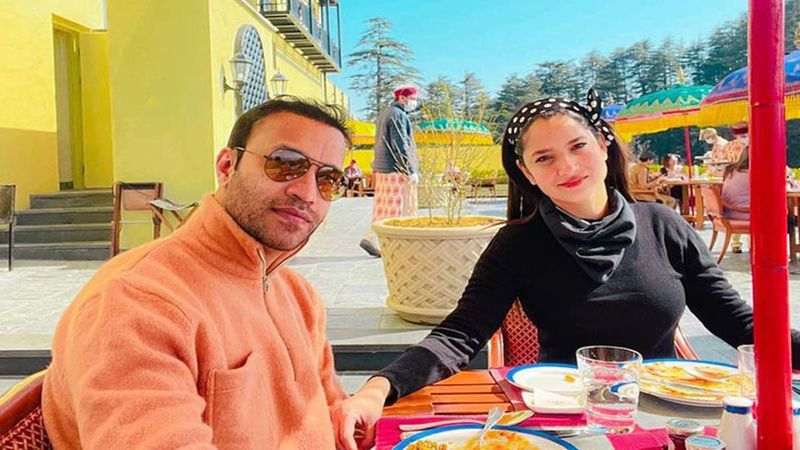 Ankita Lokhande On Wedding Plans With Beau Vicky Jain; Dreams About A Royal One: 'I Am Super Excited About My Marriage'