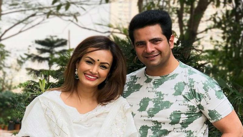 Amidst News Of Their Marriage Hitting A Rough Karan Mehra's Wife Nisha Rawal Says, 'Hang In There Someone's Survival Depends On Your Story'