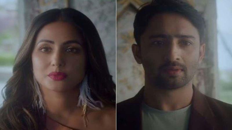 Baarish Ban Jaana Teaser Out: Hina Khan Pens Upcoming Song's Lyrics In Her Caption, Shaheer Sheikh's Presence Skips Our Heartbeat