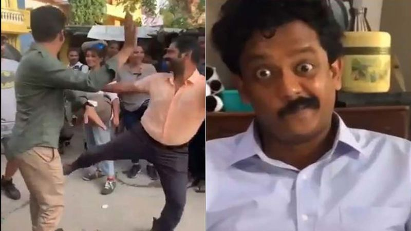 The Family Man 2: This BTS Video Of Manoj Bajpayee And Sharib Hashmi Dancing With Gay Abandon Is Goals, Don't Miss Ravindra Vijay's Priceless Expressions