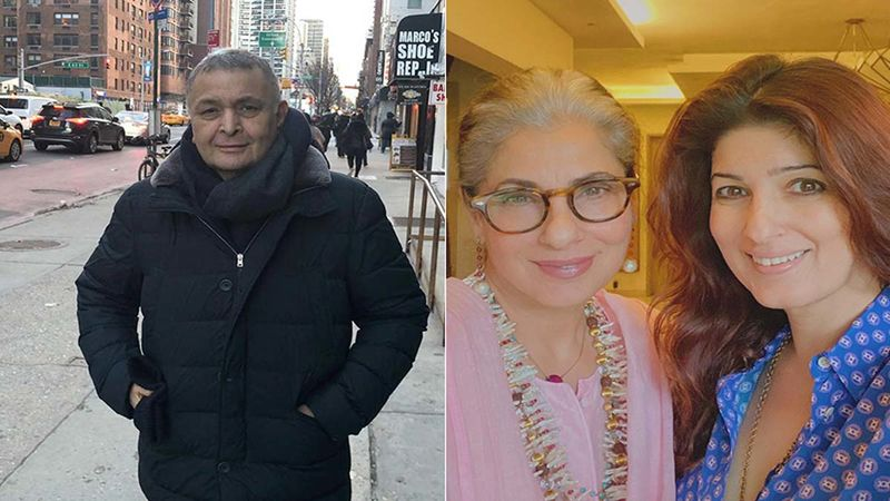 Happy Birthday Dimple Kapadia: Late Actor Rishi Kapoor Once Revealed How Her Daughter Twinkle Too Was Present When They Shot Bobby- Read On