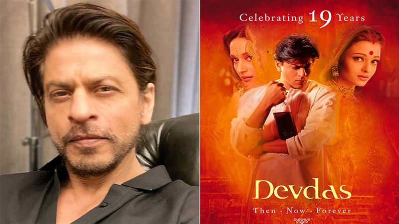 Devdas Completes 19 Years: Shah Rukh Khan Pens A Thank You Note For The Team And Reveals His Dhoti Kept Falling Off During The Shoot