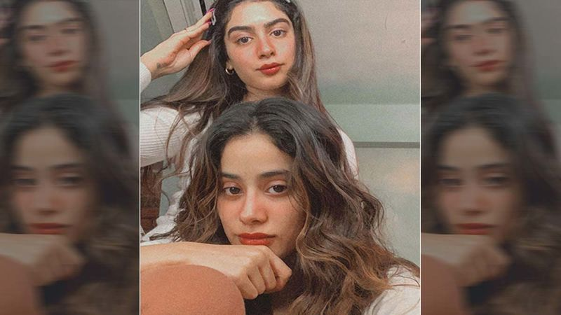 Janhvi Kapoor's Sister Khushi Has Got A New Pilates Partner; Check Out For Yourself