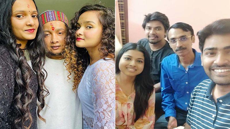 Indian Idol 12 Contestants Pawandeep Rajan, Arunita Kanjilal And Others Celebrate Raksha Bandhan With Their Siblings