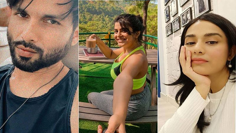 Shahid Kapoor's First Co-Star Shenaz Treasury Says He Became A Friend During The Shoot Of Ishq Vishk; Actress Says, 'Amrita Rao And I Didn't Really Hit It Off'