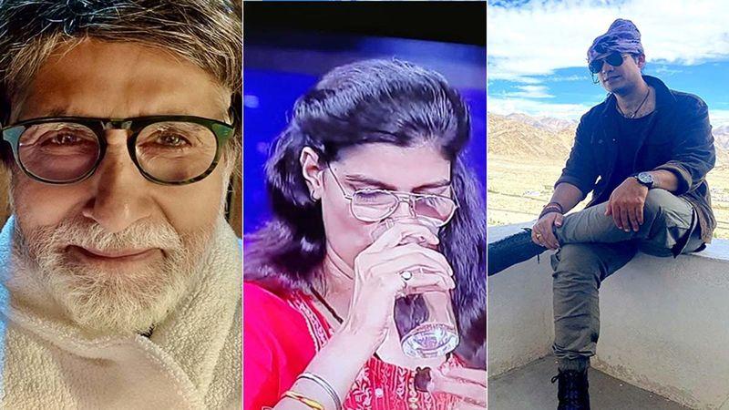 Kaun Banega Crorepati 13: Amitabh Bachchan Surprises Himani Bundela By Calling Up Her Favourite Singer Jubin Nautiyal