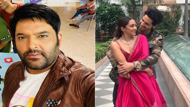 The Kapil Sharma Show: Shershaah Leads Sidharth Malhotra And Kiara Advani Have A Gala Time On The Show