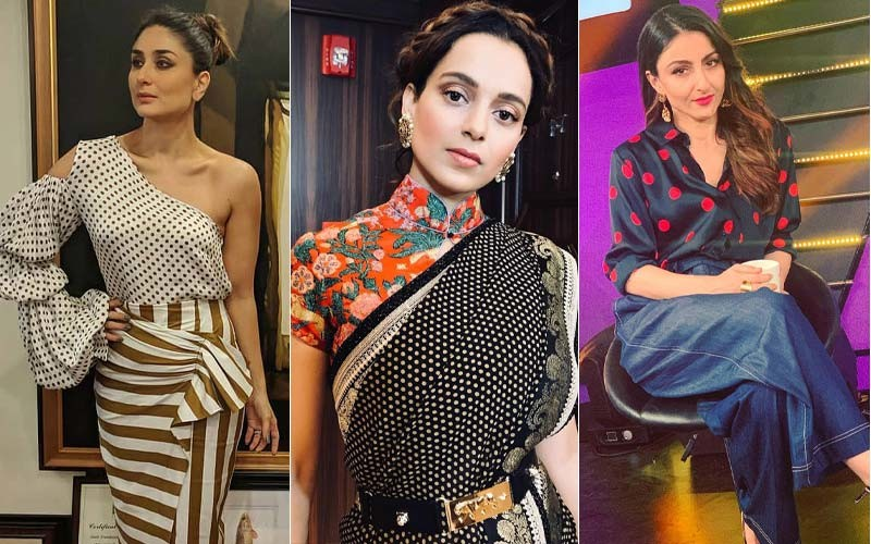 Kareena Kapoor Khan Kangana Ranaut Soha Ali Khan