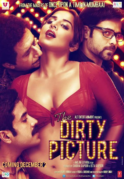 the dirty picture poster
