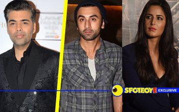 Awkward moment for ex-flames: Ranbir-Kat to attend KJo's bash