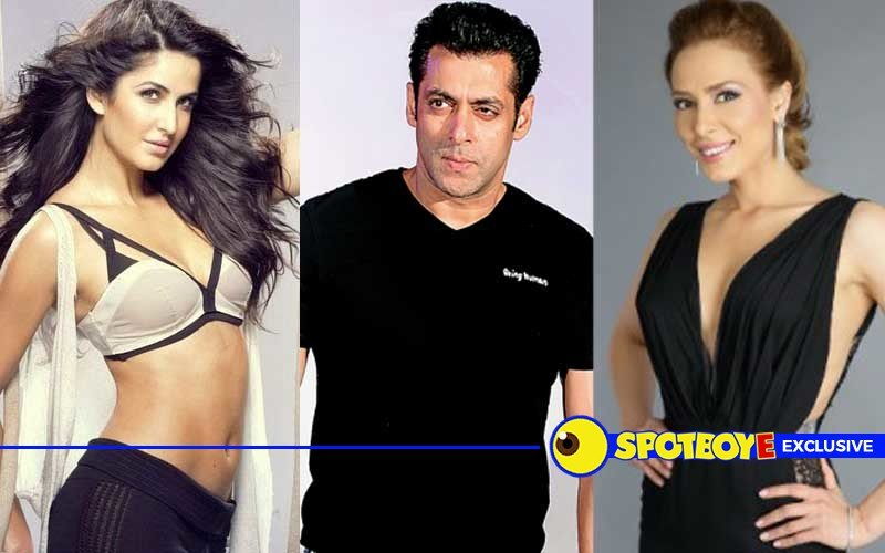 Iulia gets insecure about Salman's closeness to Katrina