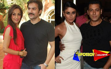 Will the Arbaaz-Malaika split affect the Salman-Kareena dosti?