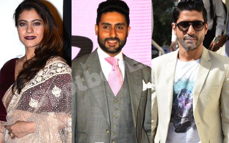 RAKSHA BANDHAN SPECIAL:  Kajol, Farhan, Abhishek's Rakhi Wish Will Melt Your Heart