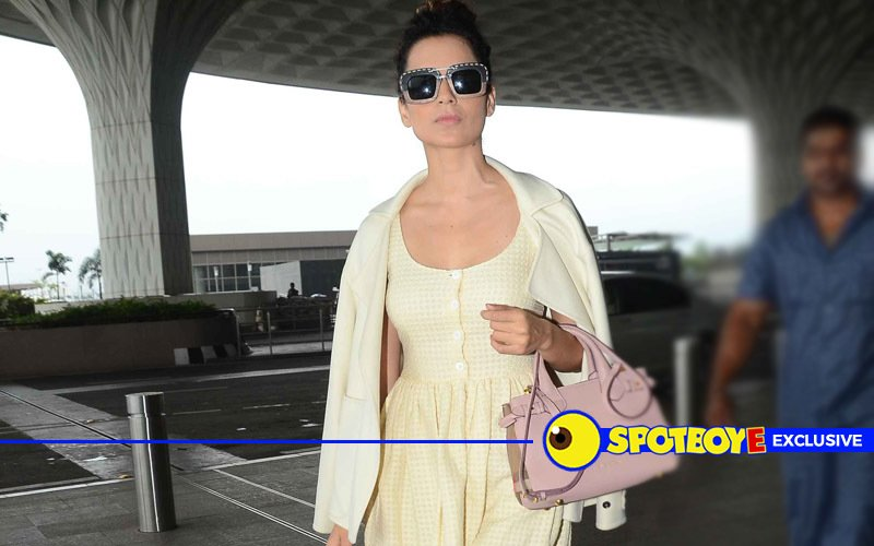 Kangana's BIG LIE: 'Highest paid actress' gets only Rs 3 crore