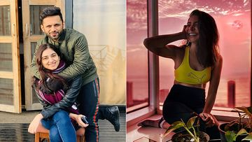 Bigg Boss 14: Rahul Vaidya's GF Disha Parmar Is In AWE Of Pregger Anushka Sharma, Shares A Picture Of The Mommy-To-Be With A Sweet Message