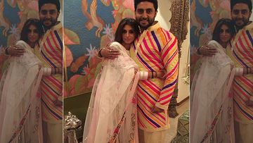 Raksha Bandhan 2020: Shweta Bachchan Misses Abhishek Bachchan Sorely; Says, 'Couldn't Have Asked For A Better Brother'