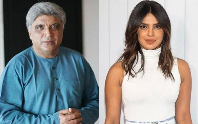 """Javed Akhtar Comes Out In Defence Of Priyanka Chopra, Says """"Obviously Her Point Of View Will be An Indian Point Of View"""""""