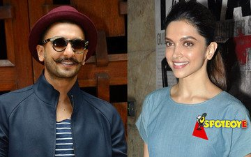 Ranveer takes Deepika out for shopping on Valentine's Day