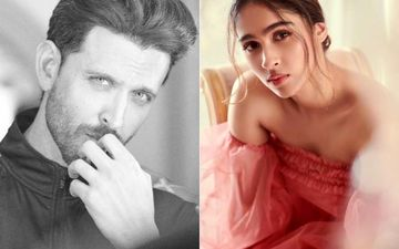 Hrithik Roshan Introduces Cousin Pashmina Roshan; Has The Sweetest Message For Her: 'Films Or Not, You're A Star'